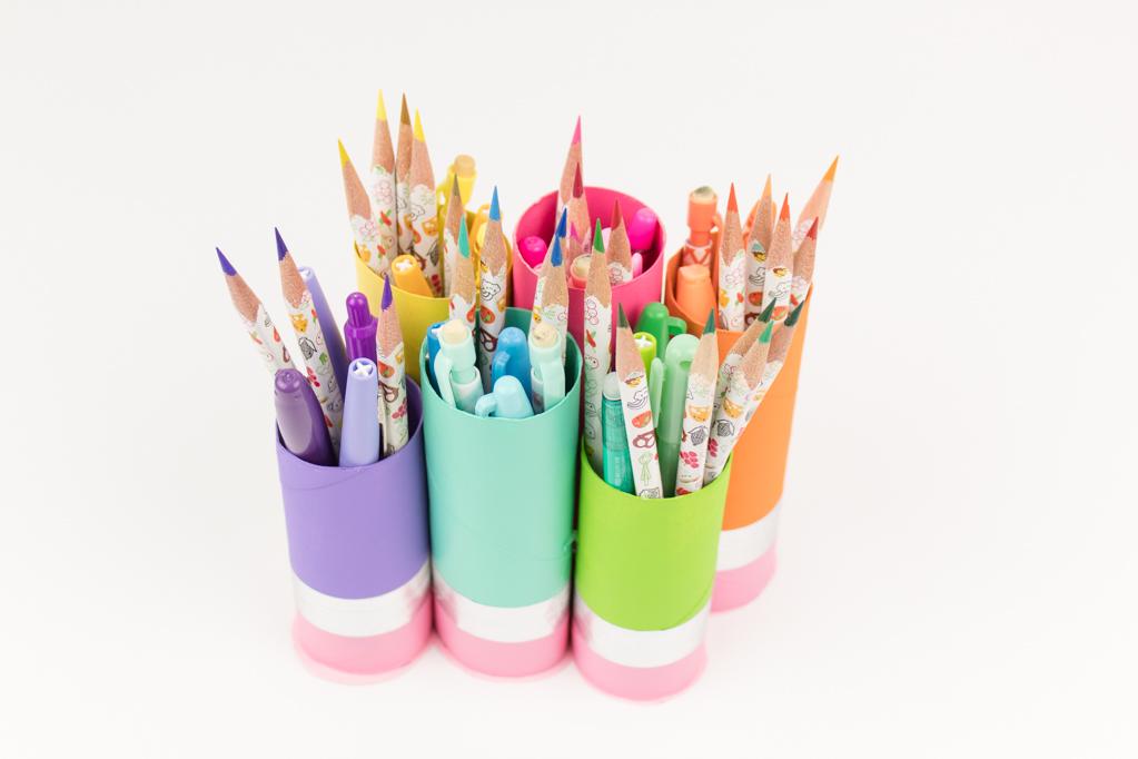 Diy pencil cup 19