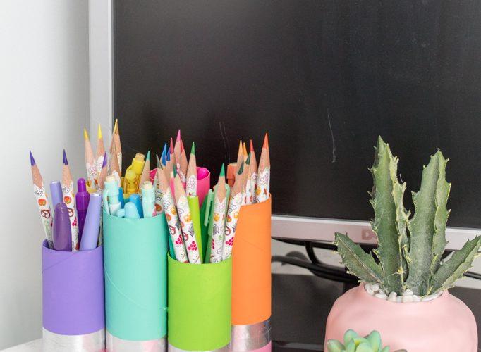 Diy pencil cup 20