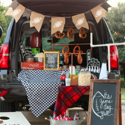 Tailgates and Touchdowns Game Day Party Ideas