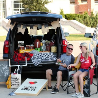 Top 10 Tailgate Tips and Printable Checklist