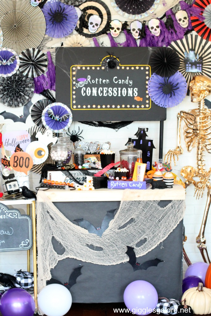 Frightfully fun halloween movie night ideas