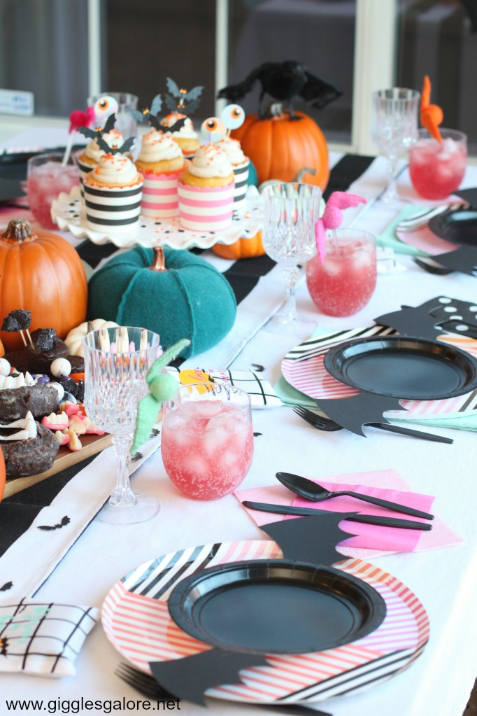 Halloween family dinner ideas