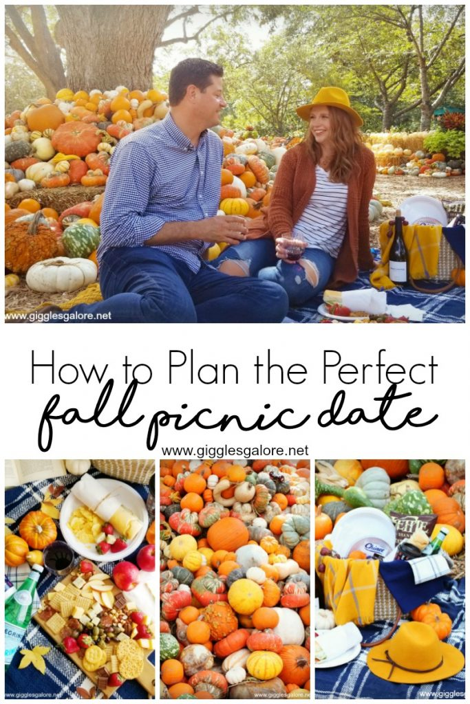 How to plan the perfect fall picnic date