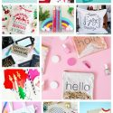 Cricut gift ideas projects