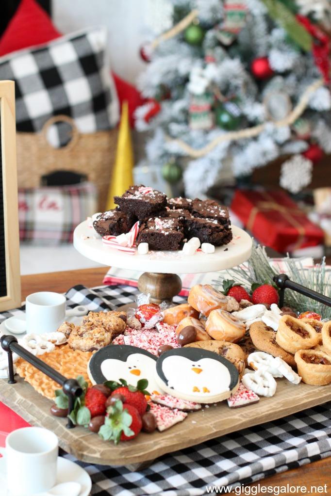 Jingle and mingle holiday party ideas