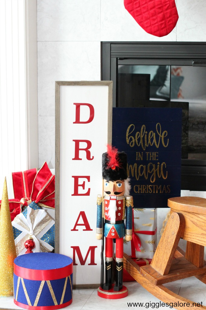 Nutcracker christmas decorations