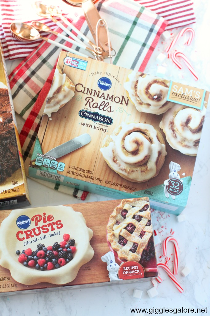Pillsbury cinnamon rolls sams club