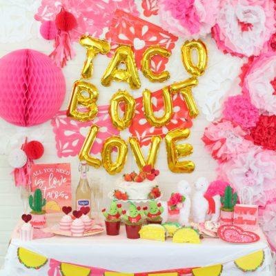 Taco 'Bout Love Valentine Fiesta