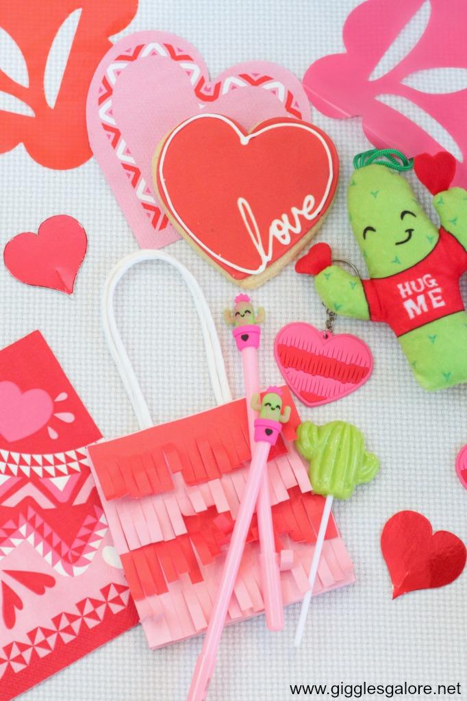 Valentine fiesta party supplies