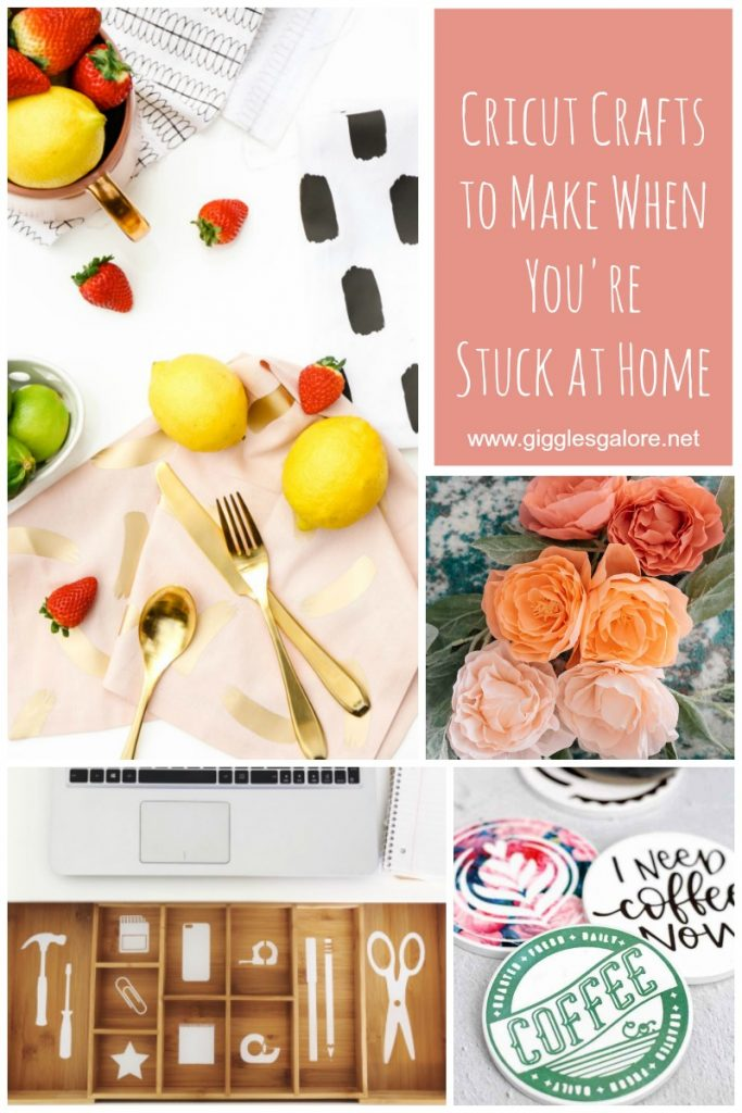 Cricut crafts to make when youre stuck at home