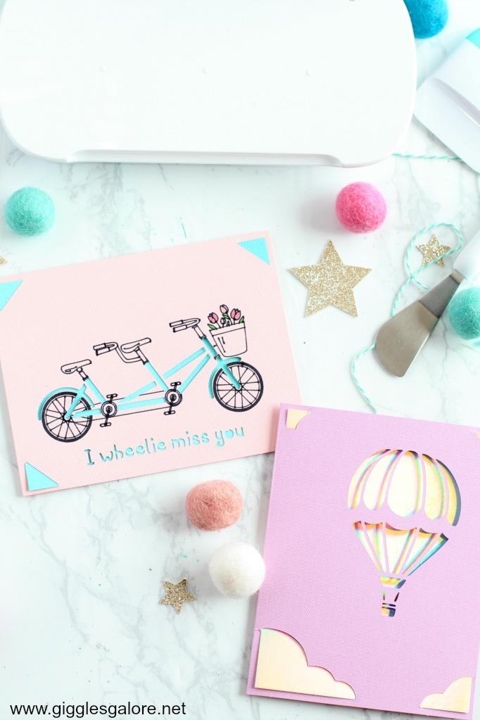 Cricut joy card designs 1 1