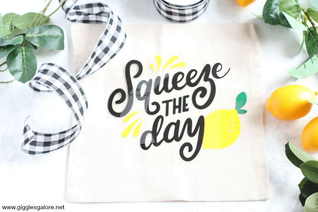 Squeeze the day svg