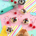 Sundae funday ice cream cookies
