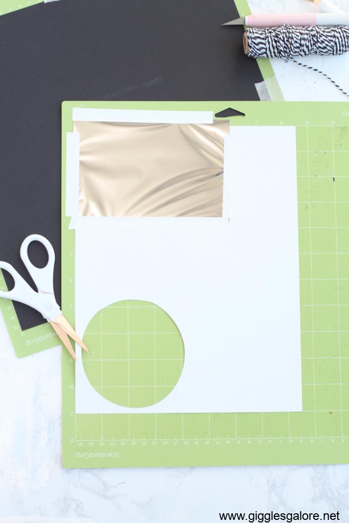 Foil transfer sheet