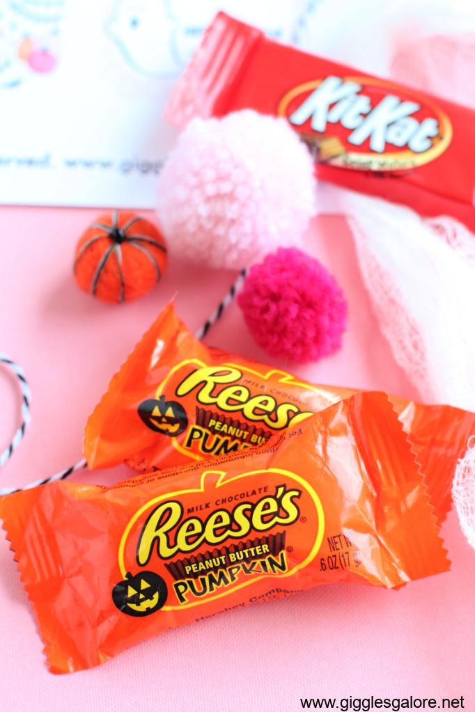 Reeses pumpkin