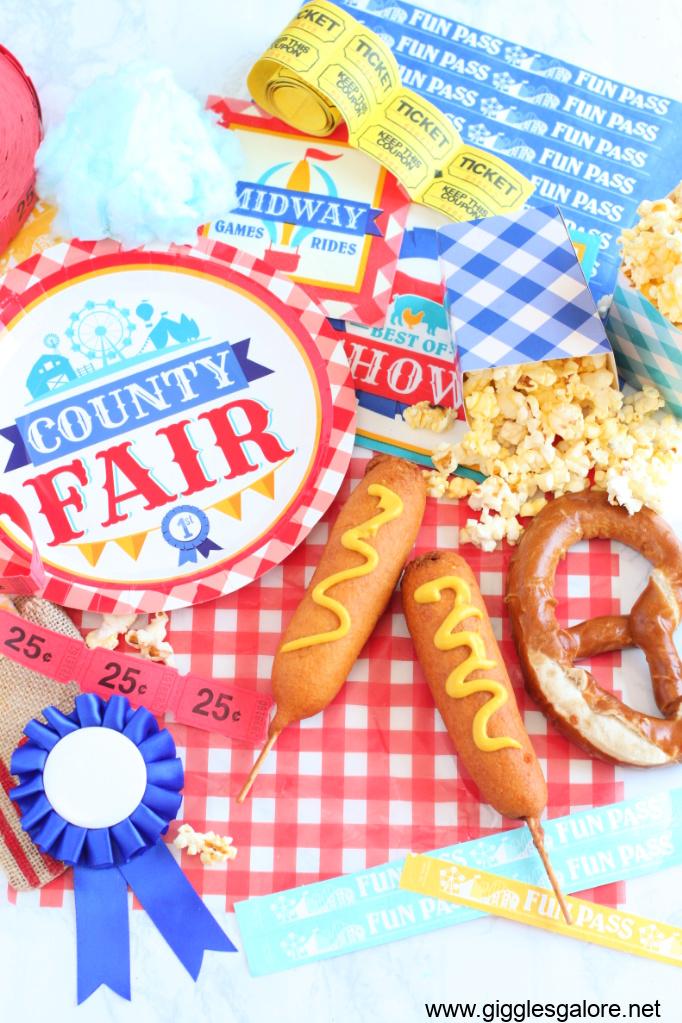 County fair food
