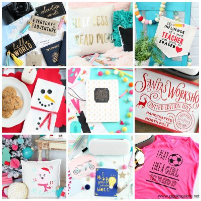 Cricut Holiday Gift Guide for Crafters