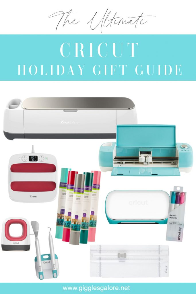 The ultimate cricut gift guide