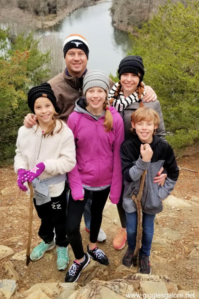 Family adventure broken bow