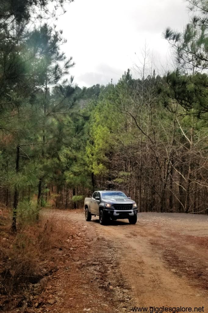 Find new roads chevy adventure