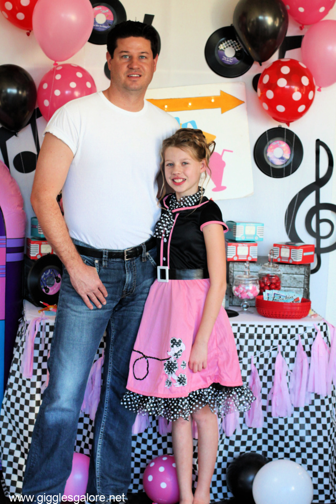 Sock hop outfits