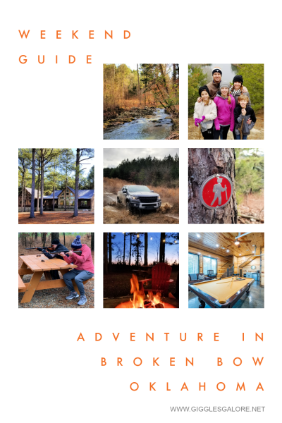 Weekend guide to adventure in broken bow