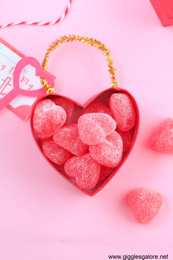 Key to my heart candy