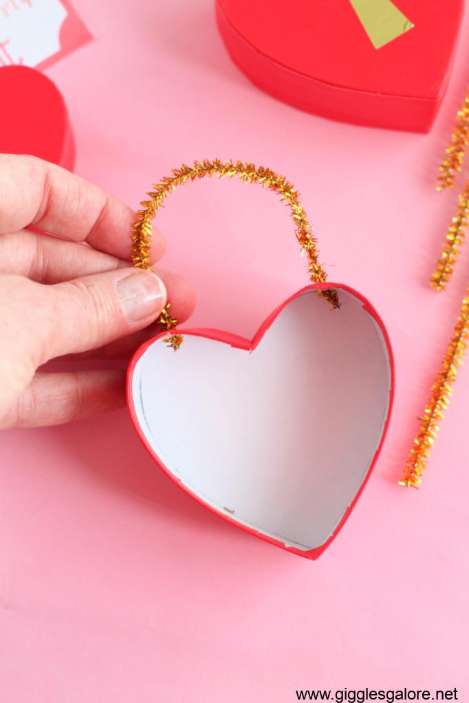 Key to my heart diy lock