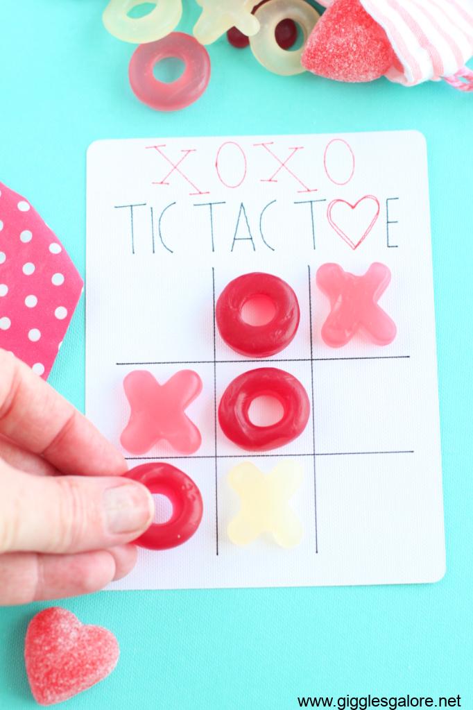 Xoxo valentine gummy candy