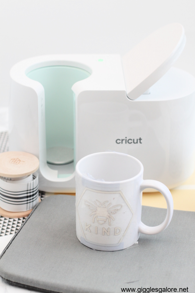 Cricut mug easypress mat