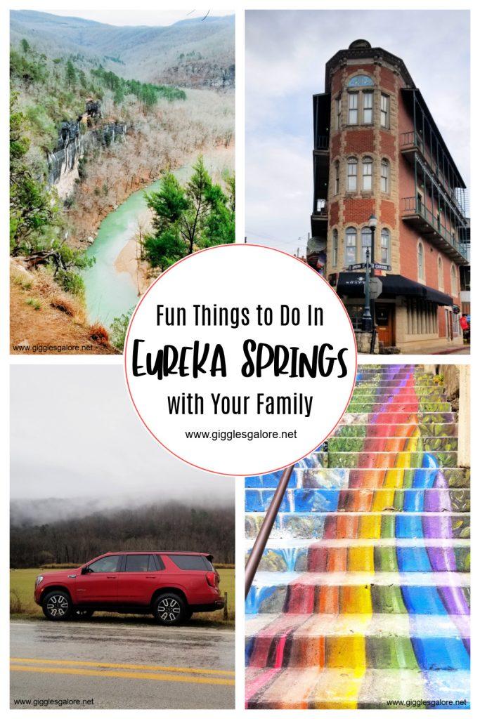 Fun things to do in eureka springs