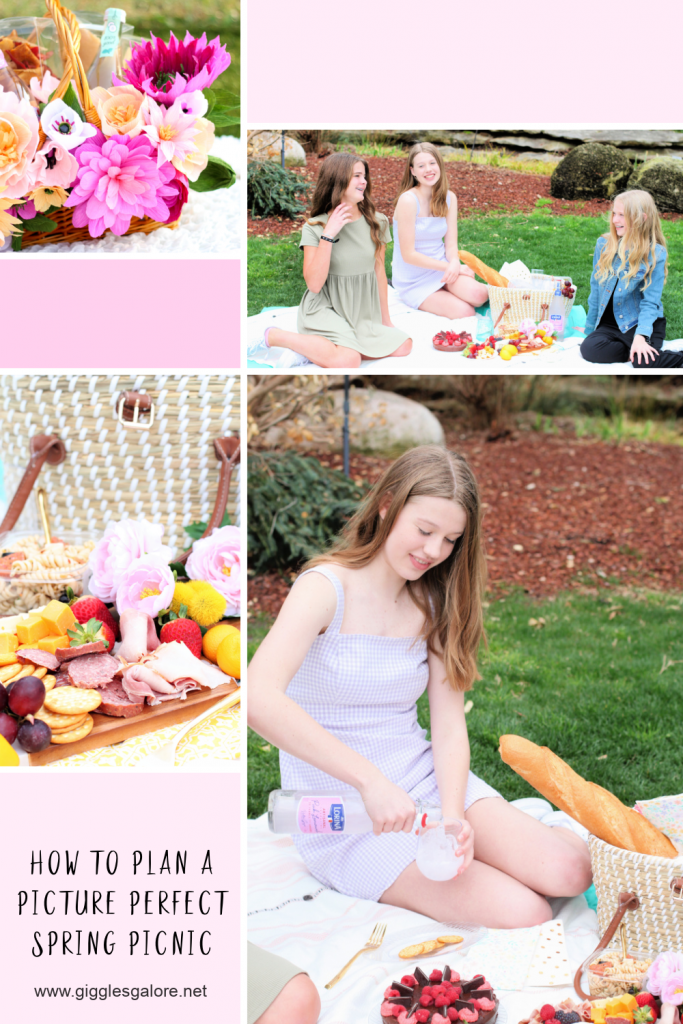 How to plan a picture perfect picnic