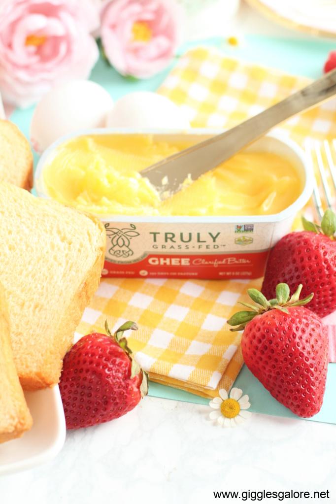 Truly ghee clarified butter
