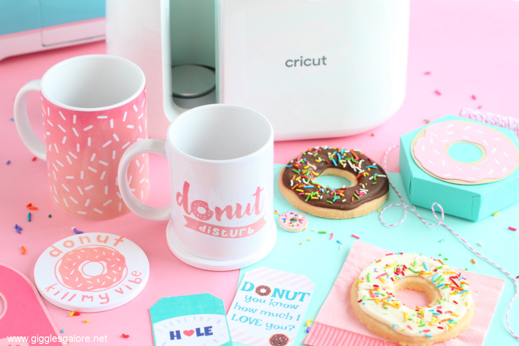 Donut mug mothers day gift ideas