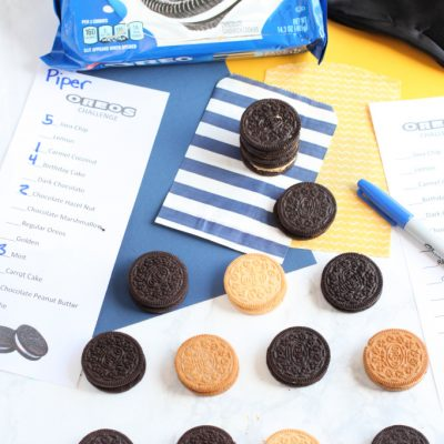 The Great Oreo Taste Test Challenge