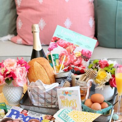 Mother's Day Farmhouse Brunch Gift Basket