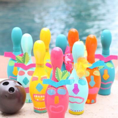 Teen Tiki Time Birthday Party Ideas