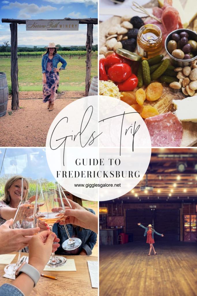 Girls Trip Guide to Fredericksburg