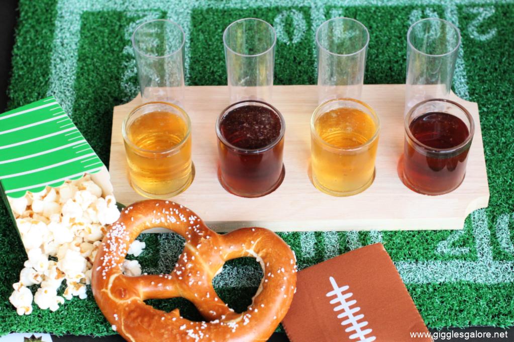 Beer Tasting Football Draft Party