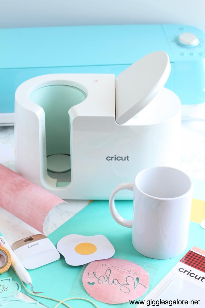 Cricut Mug Press Bunch Babe Mug