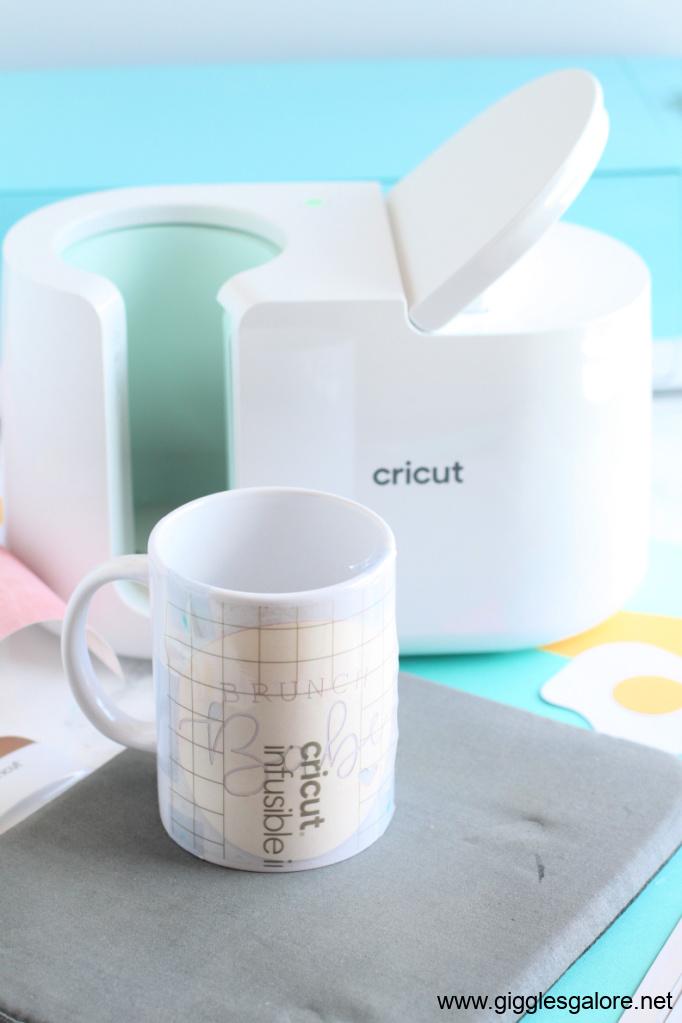 Cricut Mug Press Design Ideas