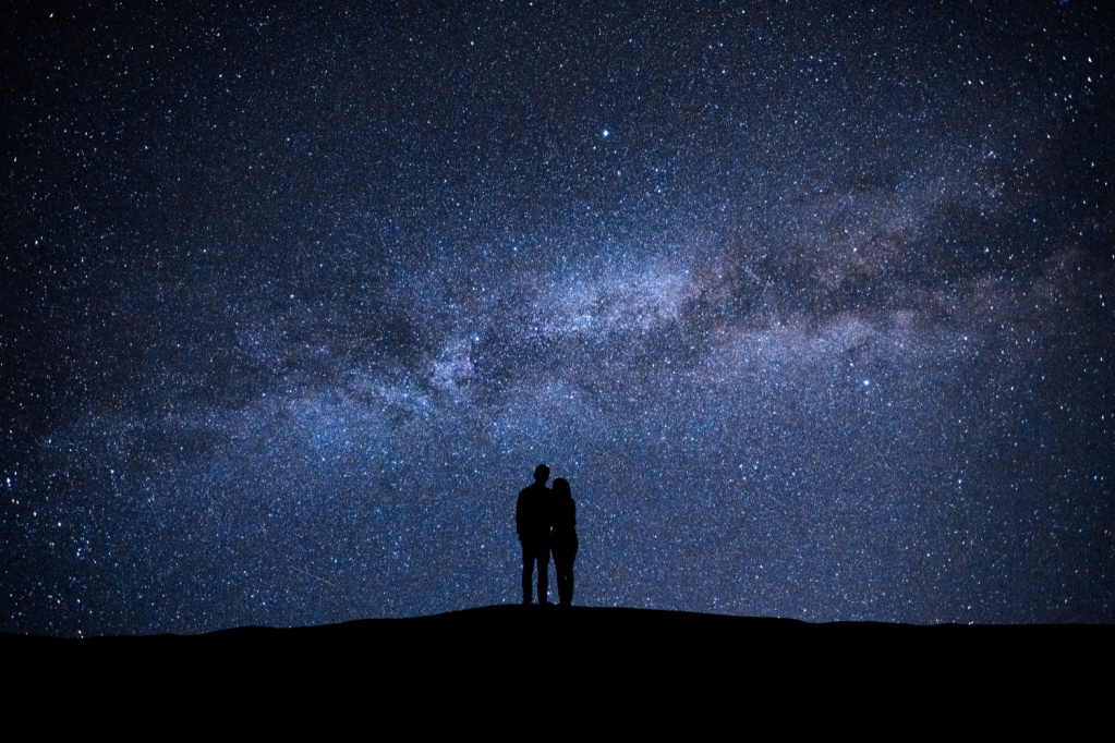 Star Gazing Date Night
