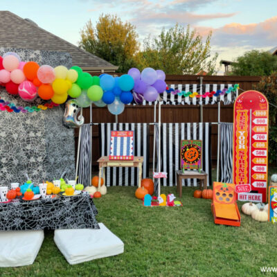 RainBOO Halloween Carnival Party