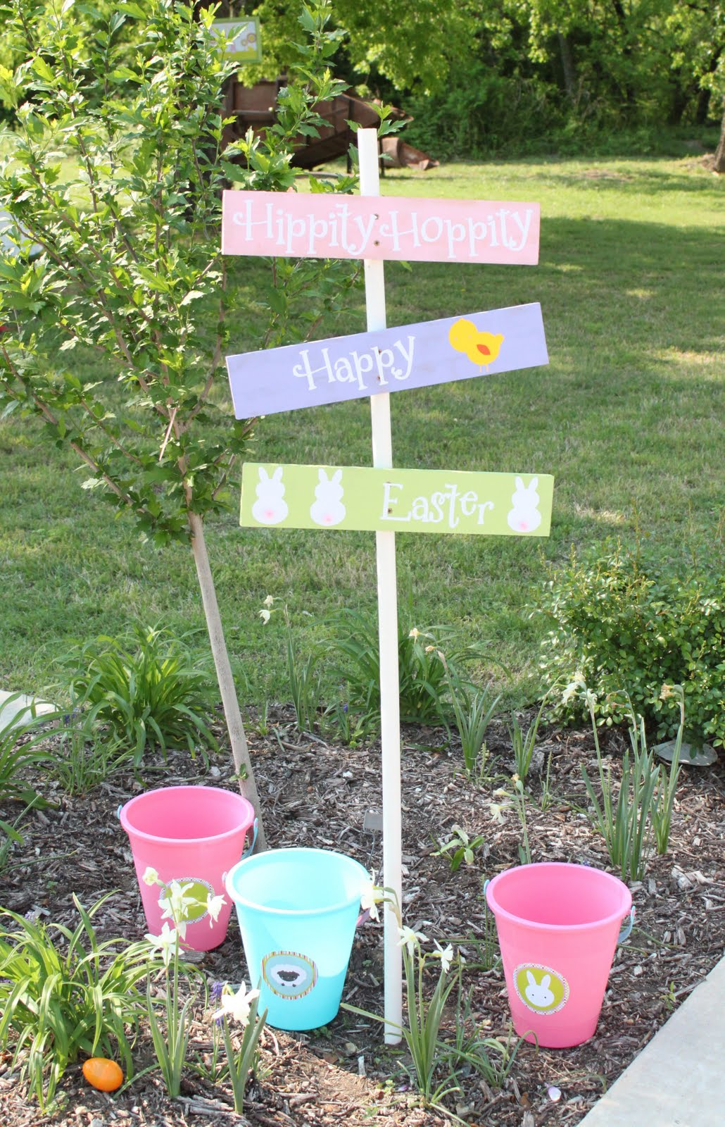 Hippity Hoppity Easter Sign Giggles Galore