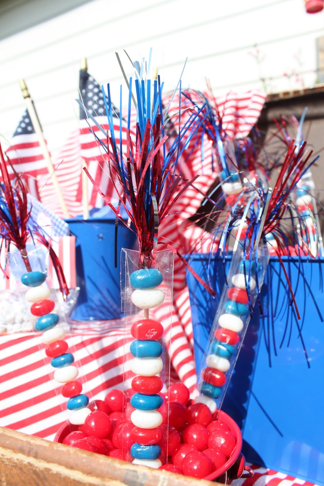 Firecracker Favors Giggles Galore