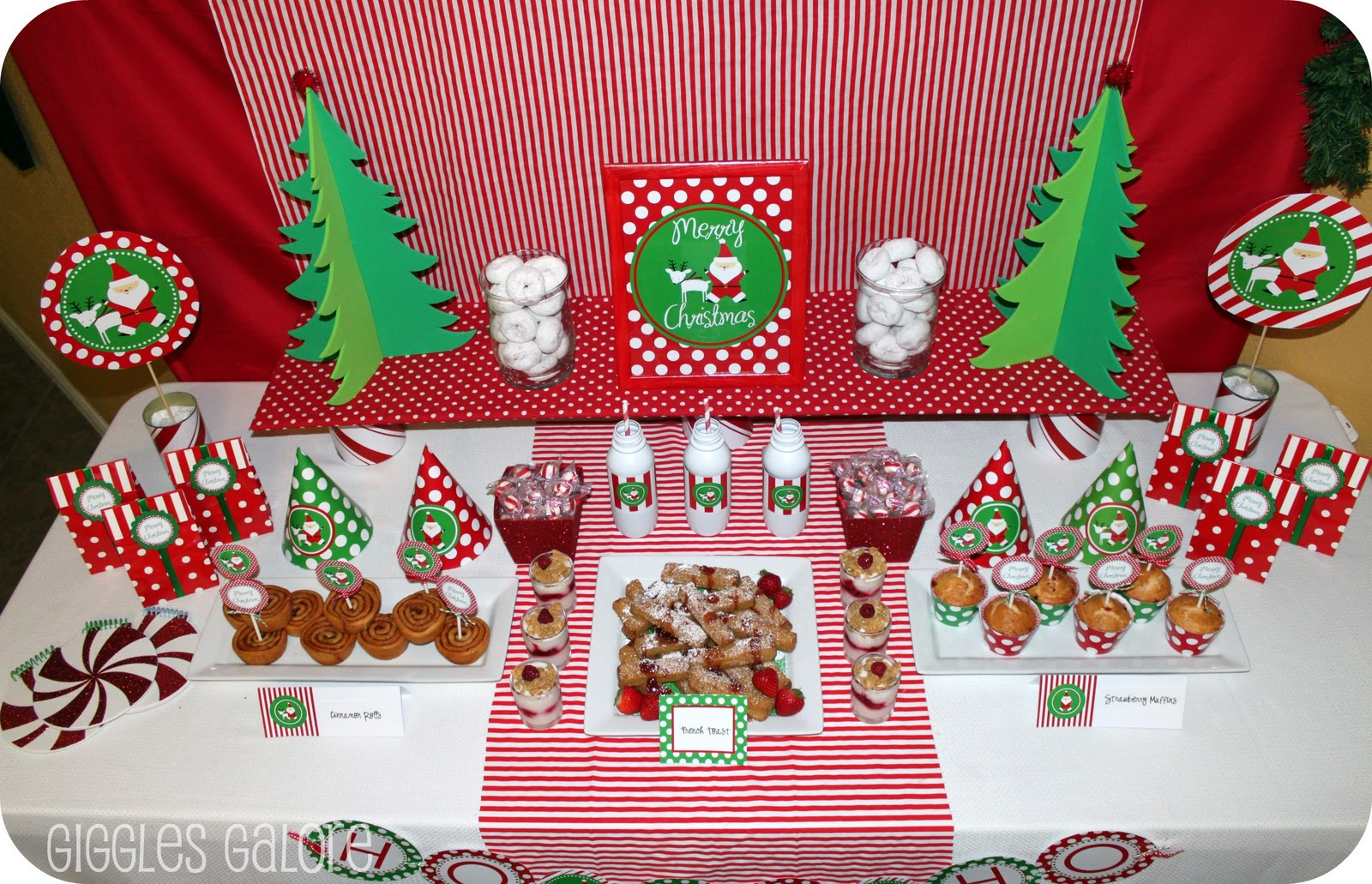North Pole Breakfast 2011