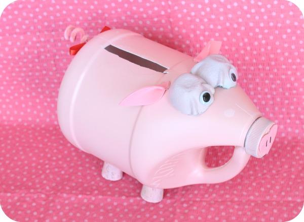 DIY Piggy Valentine's Day Box Idea