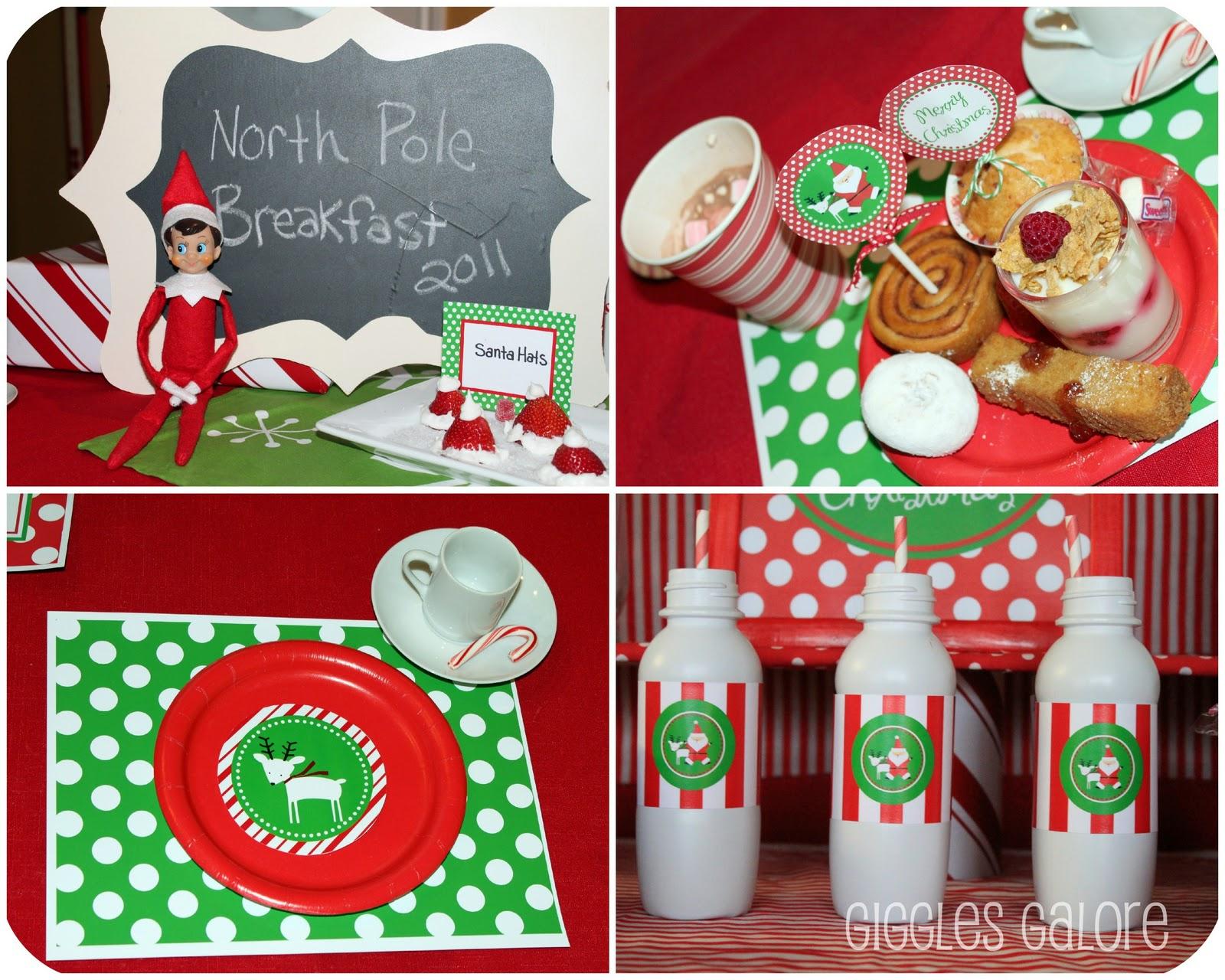 North Pole Breakfast 2011