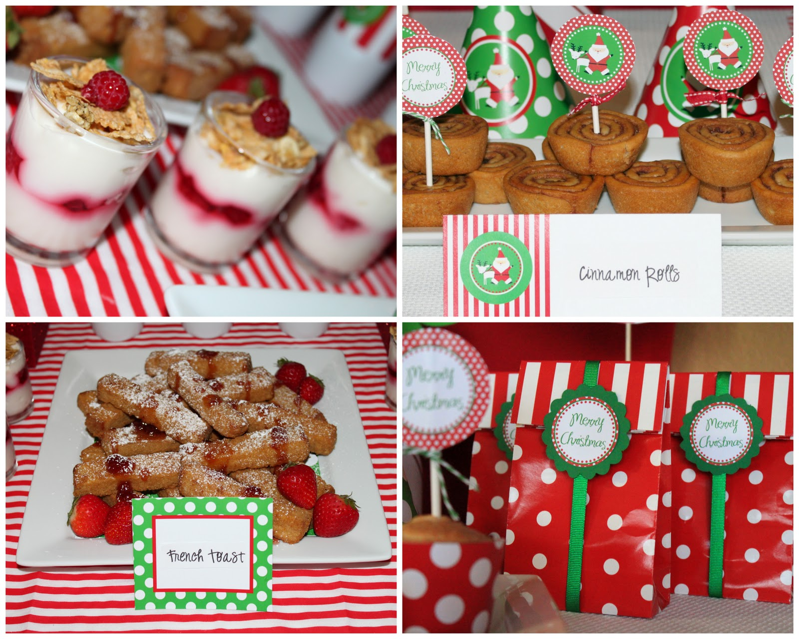 Christmas Brunch Party Ideas Part - 20: North Pole Breakfast 2011