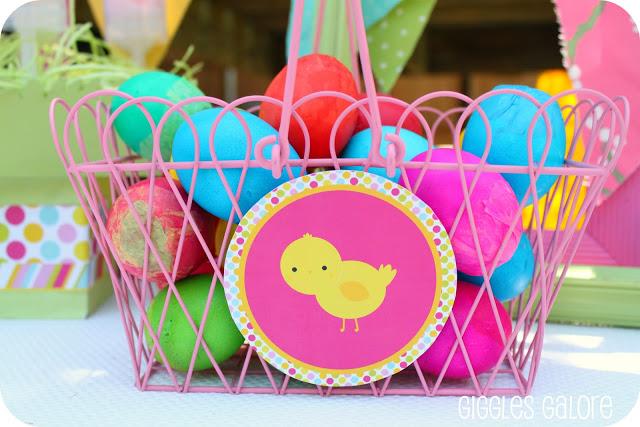Easter Printable Brunch & Egg Hunt by Mariah Leeson